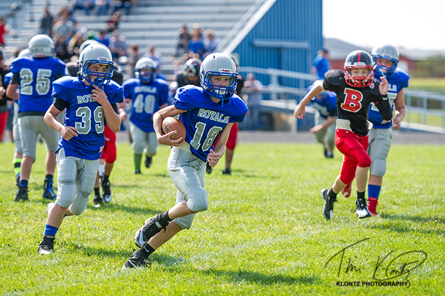 5th / 6th Grade Football – Bucyrus at Wynford