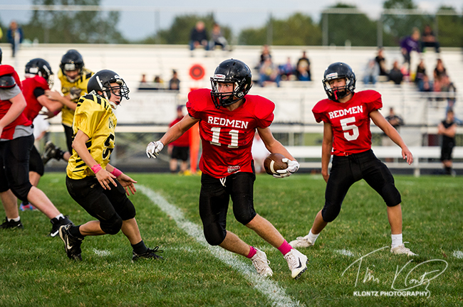 7th / 8th Grade Football – Colonel Crawford at Bucyrus