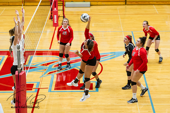 JV / Varsity Volleyball – Bucyrus at Ridgedale