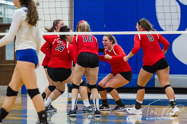 Varsity Volleyball – Bucyrus at Wynford